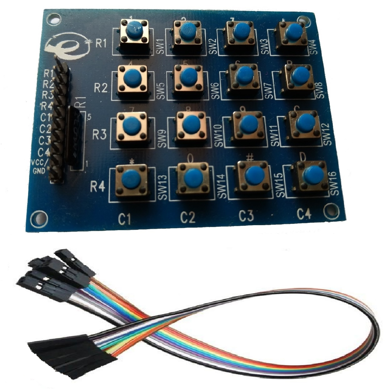 keypad module keypad board matrix keypad switch board 4x4 keypad keypad switch board keypad board