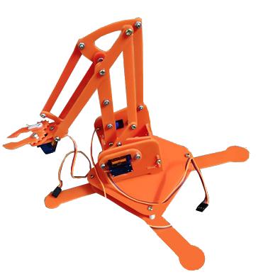 robotic arm kit, crane robotic kit, ARM DIY kit, advance kit, 4dof robotic kit