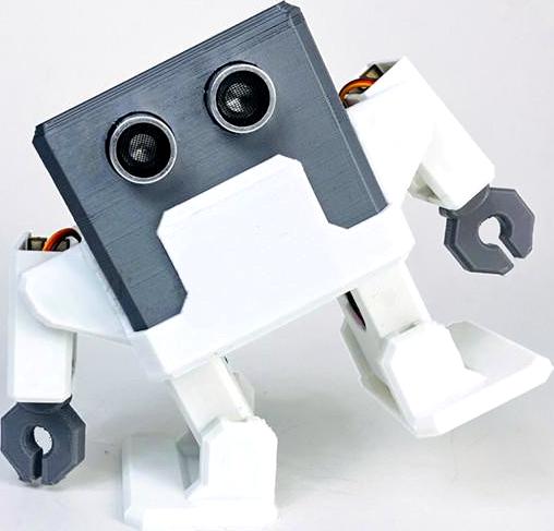 otto robot, otto, humanoid robot, 6dof humanoid robot, 6dof robot, DOF robot, humanoid robotic kit, 8dof humanoid, 9dof humanoid, 11dof humanoid robot, 13dof humanoid robot, 15dof humanoid robot, 17dof humanoid robot