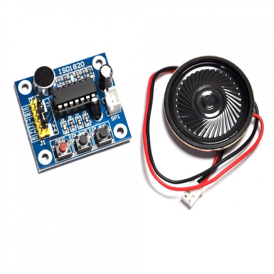 isd1820 module, voice module, voice recorder module, voice recognition module,